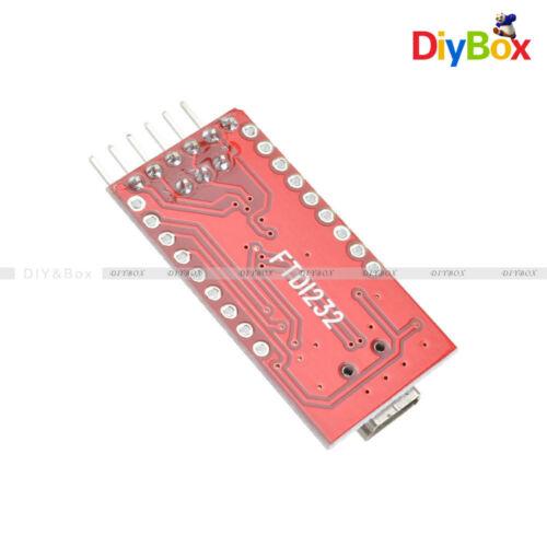 1//2//5//10PCS FT232RL FTDI USB vers TTL Serial Adaptateur Convertisseur Module 5 V 3.3 V
