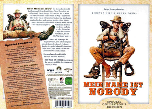 1 von 1 - Mein Name ist Nobody, 2 DVD Special Collector`s Edition,Terence Hill,Henry Fonda