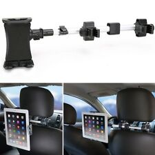 "360° Ratating Car Seat Headrest Mount Holder For 7"" ~ 10.2"" Tablet iPad Air 5 4"