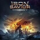Titancraft (Lim.Digipak) von Iron Savior (2016)