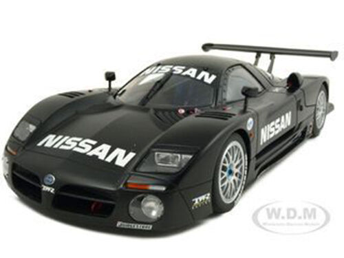 NISSAN R390 GT1 1997 TEST CAR 1 18 DIECAST MODEL CAR BY AUTOART 89778