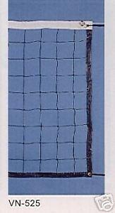 Volleyball-Netz-9-50-x-1-00-m-mit-Stahlseil-3-mm-und-zus-Netzspanner-2-m-lang