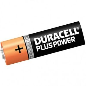 AA Cell Akaline Batteries Pack of 12 LR6/HP7 by Duracell - S3529 5000394017825