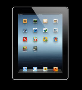 "Apple iPad2 WiFi 16GB White, black & Silver Grade A++ 9.7"" IOS 9.3.5"