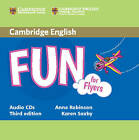 Fun for Flyers Audio CDs (2) by Anne Robinson, Karen Saxby (CD-Audio, 2015)
