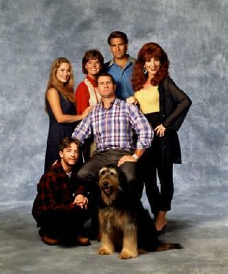 Married With Children Cast Poster 24in x 36in