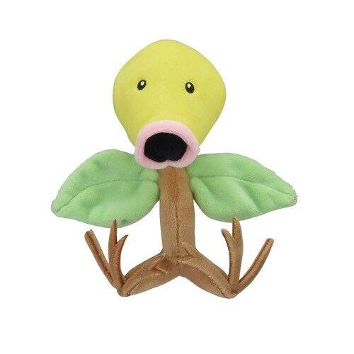Pokemon Center Original Pokemon fit Mini Plush #69 Bellsprout doll Toy Japan