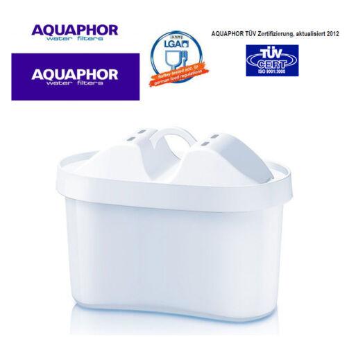 12 x Aquaphor maxfor Filtre Cartouche Maxtra pour Brita BWT Filtre à eau aussi