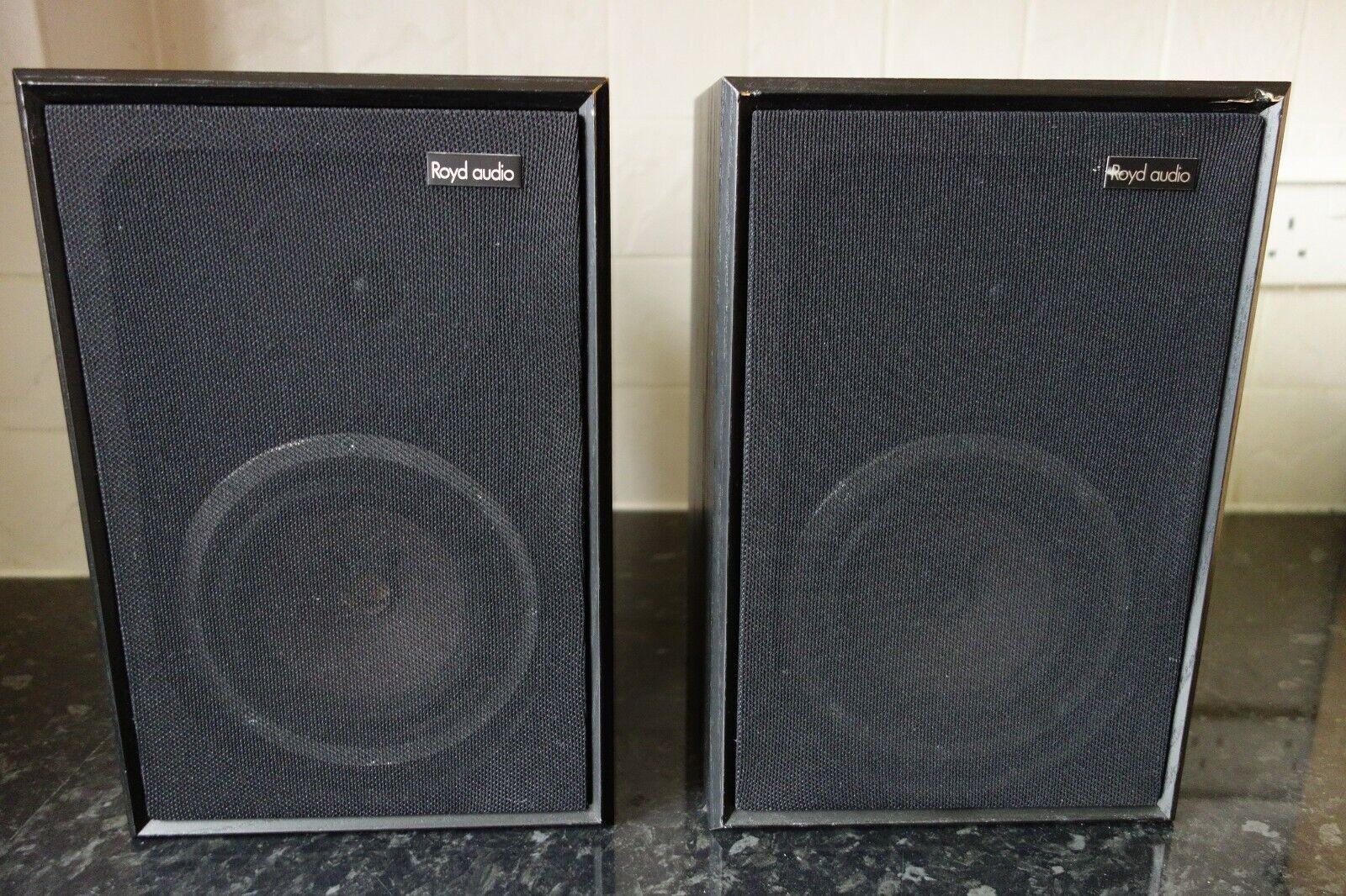 Royd Audio Eden Loudspeakers