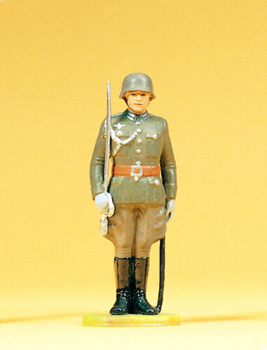 """Preiser 56001 Scale 1:25 Figurine /"""" Officer Standing,with Sword /"""" # New in"""