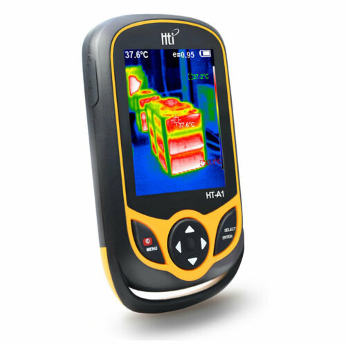 Hti HT-A1 Thermal Imaging Camera,Pocket-Sized Infrared Camera Resolution 220x160