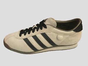 Details about Mens Shoes ADIDAS VINTAGE TURF Trainers Leather Premium Retro Chile 62 UK 11