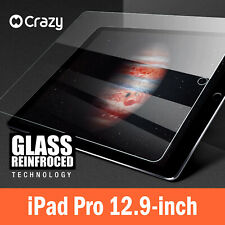 """CRAZY Tempered Glass Screen Protector For Apple iPad Pro 12.9"""""""