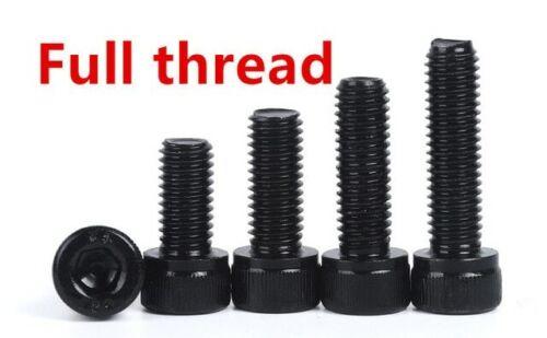 Details about  /10pcs M3 M4 M5 M6 M8 304 A2 Stainless L=4-60mm Screw Bolt Allen Cap Head Socket