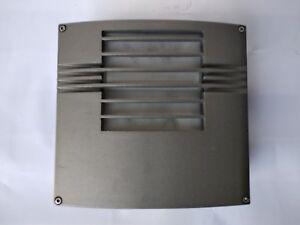 Applique per esterno radius 70 iguzzini 7386 in alluminio 70w ebay