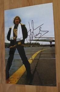 ORIGINAL-Autogramm-von-John-Miles-pers-gesammelt-20x30-Foto-100-ECHT