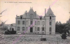 CPA-85130-LA-VERRIE-Chateau-de-Boisy-Sourdis-puit-ca1915