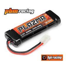 HPI Plazma 7.2v 2000 mah stick pack rc coche NiMH Batería Con Enchufe 101929 Tamiya
