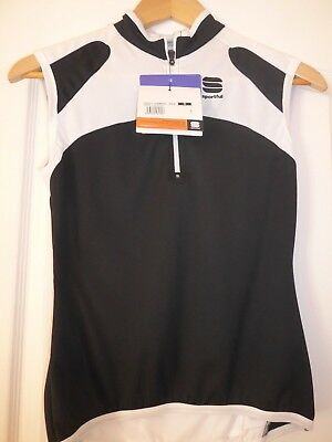 Jerseys Veste De Velo Noir Cirrus Sleeveless Jersey Sturdy Construction Sportful
