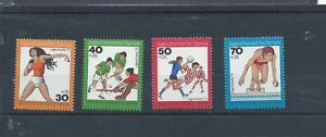 Berlin  West Germany stamps 1976 Youth Welfare MNH B295 - Uxbridge, United Kingdom - Berlin  West Germany stamps 1976 Youth Welfare MNH B295 - Uxbridge, United Kingdom