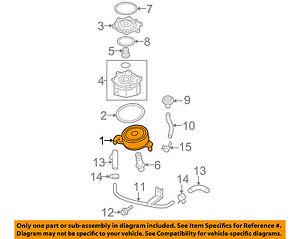 subaru oem 04 08 forester 2 5l h4 engine oil cooler 21311aa071 ebay rh ebay com