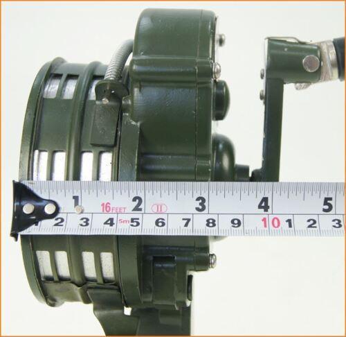 990632 Manueller Hand Sirene Horn Alarm 110DB 550HZ,1.2KG