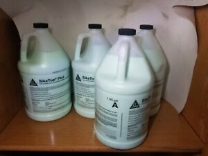 Sika-Sikatop-Plus-Component-A-4-1-Gallon-jugs