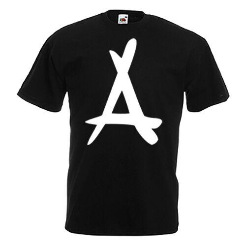 Trvppy señores t-shirt modelo Kid Ink Tha Alumni; ASaP obey