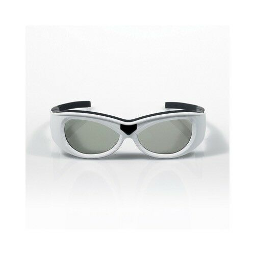 1 Pair Rechargeable Mini 3D Active Shutter DLP Link Glasses for Optoma Projector