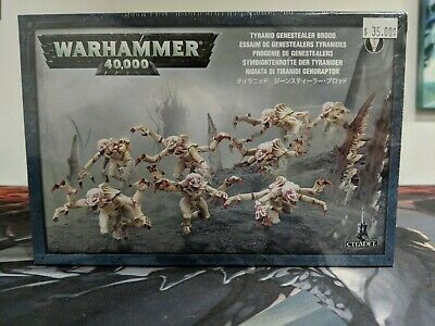 Hormagaunt Brood Tyranid Warhammer 40K NIB Free Shipping
