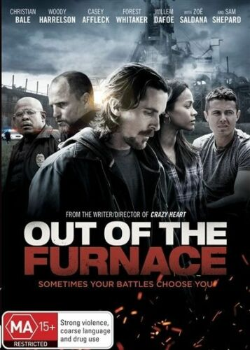 1 of 1 - Out of the Furnace = NEW DVD R4 AUS