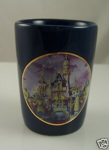 shot-glass-50th-anniversary-Disney-Disneyland-castle-50-year-gold-ears