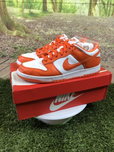 NIKE SYRACUSE DUNK LOW Size 11.5 AUTHENTIC CU1726