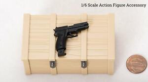 1//6 Easy Simple 06018C PMC P226 Style Pistol
