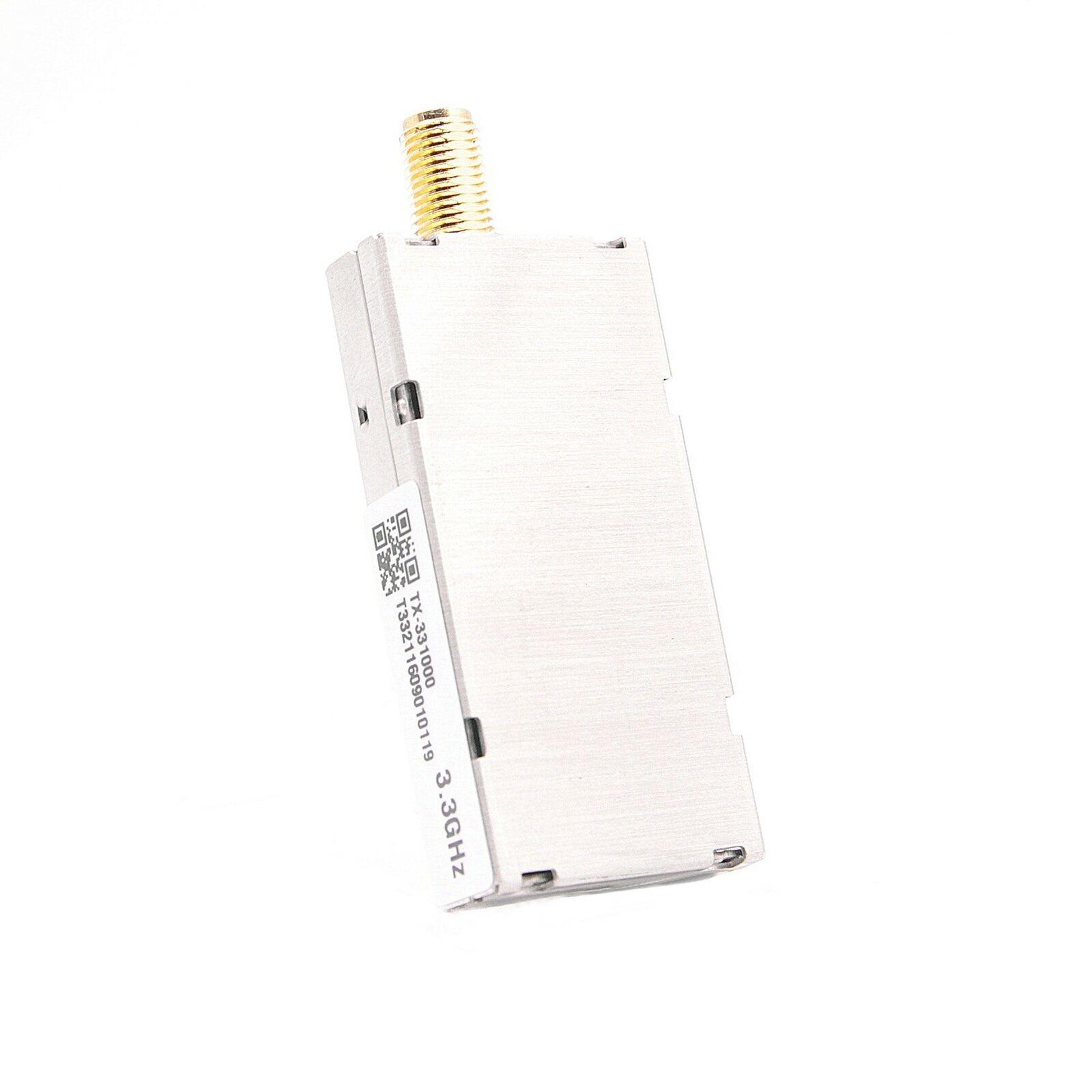 3.3GHz 8CH 1W KIT FPV Trasmettitore Ricevitore Ricevitore Ricevitore per FPV CCTV TM-331000 TX + RX TPYS 786bda