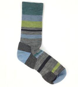 ae146b20d9a NWT Medium 7 - 9.5 Superior 6 Merino Wool Point Hiking Socks Urban ...