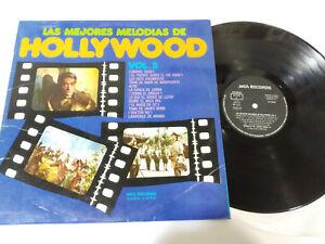 """Las Besten Melodien de Hollywood Zorba Mago de OZ VG/VG - LP Vinyl vinyl 12 """""""