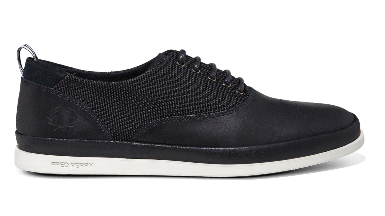 Fred Perry Lawson Men's Trainers Shoes - Leather / Cordura Fabric - B8205-608