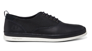 Fred-Perry-Lawson-Men-039-s-Trainers-Shoes-Leather-Cordura-Fabric-B8205-608