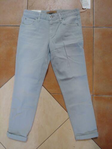 Joe's Wash Denim Silver Slim 26 Størrelse Jeans Billie Boyfriend Crop Nwt d0OH7d