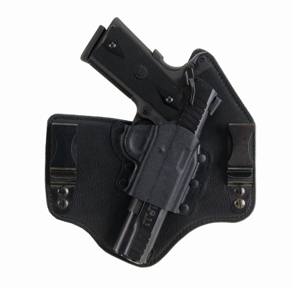 """Galco KT218B KingTuk IWB Holster – 1911s with 3""""-3.5"""" Barrels, Right Draw"""