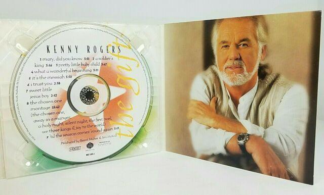 Kenny Rogers The Gift Christmas Seasonal Music Wynonna Mary Did You Know 1996   eBay