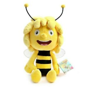 Muneca-Maya-The-Bee-35cm-Honey-Movie-Trapo-De-Peluche-Suave-Juguete-Lindo-Personaje-FEAD