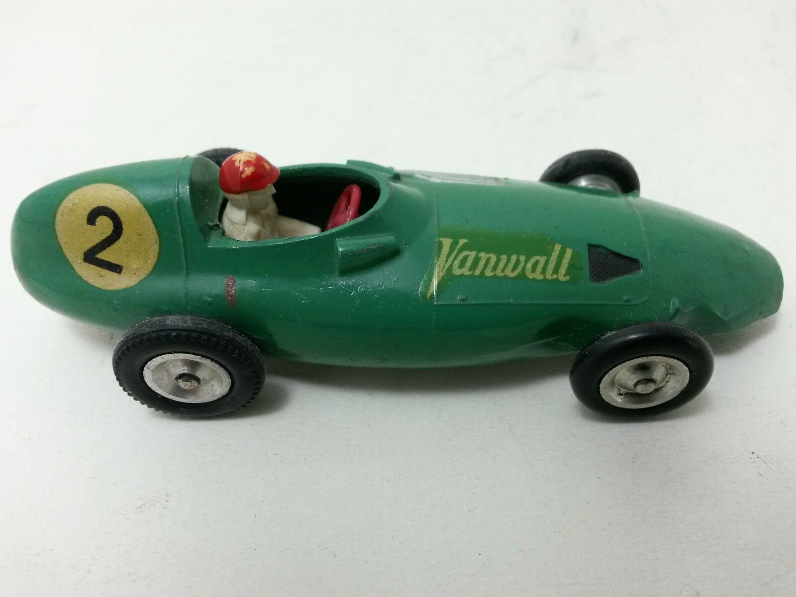 Solido Vanwall VW 5 F1 1:43 TTBE Formule 1 Stirling Moss Tony Brooks Taruffi