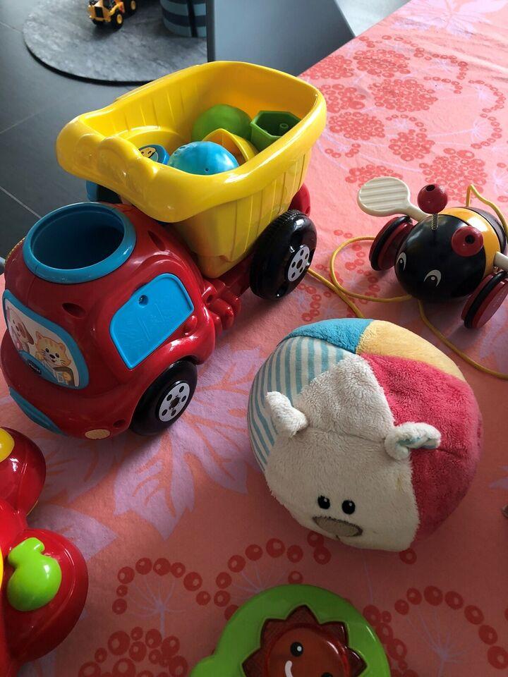 Blandet legetøj, Baby legetøj 0-2år, Diverse