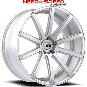FOOSE SPEEDSTER Chrome 5-Spoke 22 inch | Rims | Tires