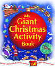 My Giant Xmas Sticker & Activity  Book by Bonnier Books Ltd (Novelty book, 2010)