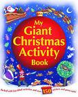 My Giant Xmas Sticker & Activity  Book by Bonnier Books Ltd (Novelty book, 2010)