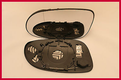 MERCEDES CLK W209 A209 C209 2002-09 200 220  MIRROR GLASS HEATED RIGHT OR LEFT