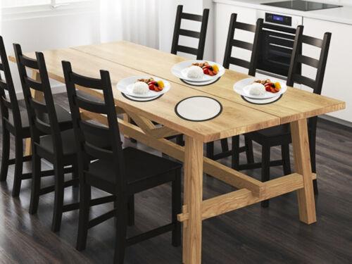 Round silicone Pan refroidissement Place Mat Table Serving Surface Plaque Plat Protecteur
